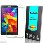 2X ZenTech Tempered Glass Screen Protector For Samsung Galaxy Tablet + Stylus
