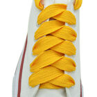 """52"""" Thick Sneakers Athletic Shoelace String """"Yellow"""" Shoelaces 1,2,12 Pairs"""