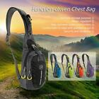 Men Women for Cycling Hiking Camping Travel Chest Bag Shoulder Bag Outdoor Y3T9