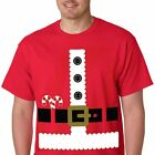 SANTA suit costume ugly Christmas sweater Claus Griswold funny xmas gift T-Shirt