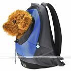 Adjustable Pet Puppy Dog Carrier Mesh Backpack Travel Bag Outdoor Tote Pouch New