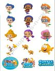 Bubble Guppies Edible Print Premium Cupcake/Cookie Toppers Frosting Sheet 2 Size