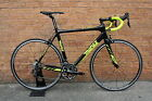 Milnes Strada Carbon Road Bike, Carbon Frame & Fork - Shimano 105 11 Spd G/Set