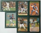 2007 Upper Deck Masterpieces GREEN LINEN FRAMED RC, Piazza, Utley Low Shipping