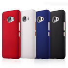For HTC One Me M9ew M9et Snap On Rubberized Matte Hard Case cover