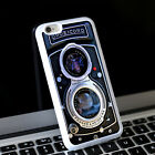 Vintage Rolleiflex Old Film Camera Phone Case Cover for Phone 6/6s Plus 5/5S 5C