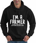 I'm A Farmer - Let's Just Assume I'm Right - Funny Hoodie Farming Farmer Gift
