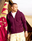 Fruit of the Loom Sweatjacke Kapuze Kapuzenjacke S-XXL