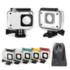 New Waterproof Underwater Housing Case Cover +Bag for Xiaomi Yi 4K Action Camera