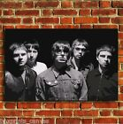 OASIS GALLAGHER MUSIC CANVAS WALL POP ART BOX PRINT PICTURE SMALL MEDIUM LARGE