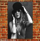 STEVIE NICKS FLEETWOOD MAC LEGENDS POSTER ART WALL PRINT PICTURE LARGE A4 A3 A2