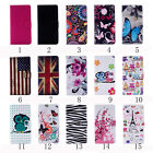 Card Slot Holder PU Leather Flip Wallet Case Cover Butterfly For OnePlus 3