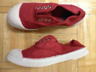New Bensimon Kids Shoes U.S. 4  euro 34 Color Red