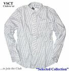 """Classic Hemd by VSCT """"VSCT allover RULES"""" limited Dayshirt white *Clubstyle* NEU"""
