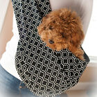 Pet Sling Reversible Carrier With Pocket Can Be Used For Dog Or Cat