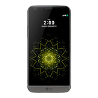 LG G5 (VS987) 32GB Verizon GSM Unlocked Android Smartphone - Silver & Titan photo