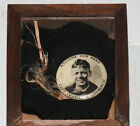 """Extremely Rare Charles A. Lindbergh 1927 Pin Back. """"Welcome Home"""" """"Our Hero"""""""