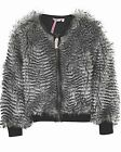Nono Girl's Faux Fur Jacket, Sizes 4-16