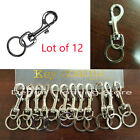 Внешний вид - Lot of 12 Metal Car Key Chain Ring Creative Keyring Keychain Keyfob Wholesale