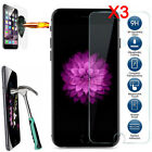 3Pcs Top Tempered Glass Screen Protector Film 9H For iPhone 4S 5 5S SE 6 6S Plus