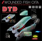 DTD HI QUALITY SQUID JIG WOUNDED FISH OITA 2.5