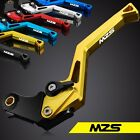MZS Motorcycle CNC Brake Clutch Levers For Kawasaki ZX1400/ZX14R/ZZR1400 06-13