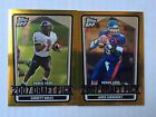 2007 Topps Draft Picks & Prospects DPP Chrome Gold Rookies #d /99 U Pick Low S/H