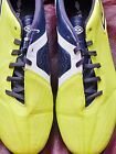 Soccer shoes mens football Umbro cleats Geometra II 80587U black electric Sz 11