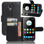 Flip Magnetic Card Wallet PU Leather Case Stand Cover For ZTE Blade A310/A462