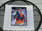 Superman Shadow of Apokolips BRAND NEW factory SEALED! Nintendo GameCube