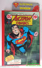 SURMAN ACTION COMICS 3D EFFECT LENTICULAR HC A5 NOTEBOOK with 200 Lined Pages