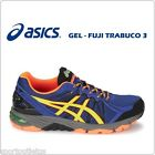 Scarpa running ASICS GEL FUJI TRABUCO 3  Men T4E4N Trail Running numero 44 blue