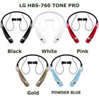 Original LG Tone Pro HBS 760 Premium Wireless Stereo Bluetooth Headset LBT-760