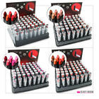 56 x LIPSTICKS SEALED WITH TESTERS 4 DIFFERENT COLOUR SETS WHOLESALE UK STOCK