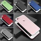 2016 Ultra Thin Slim Light Matte Clear Hard Back Cover For iPhone 7  case 7 Plus