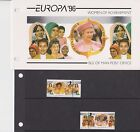 ISLE OF MAN Presentation Pack 1996 EUROPA WOMEN OF ACHIEVEMENT 10% off any 5+