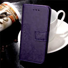 Lucky Clover PU Leather ID Card Stand Cover Case For Apple iPhone 7&7 Plus+Strap