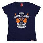God Made Guitar Players So Drummers Have Heroes WOMENS T-SHIRT birthday gift