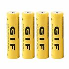 4pcs 18650 5000/9800/9900/12000mAh Rechargeable Li-ion Battery & Charger LOT LM