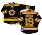 Tyler Seguin #19 Boston Bruins Reebok Premier Men's Black Hockey Jersey SMALL