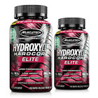 MuscleTech Hydroxycut Hardcore Elite (100 or 180 Capsules) (Best By 1/17 & 4/17)