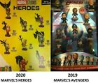 McDonald's 2019 MARVEL'S AVENGERS & 2016 DC JUSTICE LEAGUE & SUPERHERO GIRLS