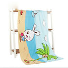 Camping Beach Gym Bath Travel Sports Swimming Towel Children Adult Microfiber