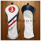 US SHIP Craftsman Golf Headcover Cover For Taylormade Driver/Fairway/Hybrid Head