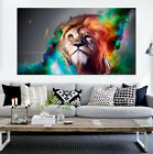 3D Lonely Lion 083 Wall Stickers Vinyl Murals Wall Print Decal Art AJ STORE