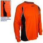 Soccer Goalkeeper Jersey Goalie Jersey NEW Long Sleeve Pad Youth/Adult By Sarson