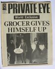 PRIVATE EYE 8 February 1974 317 Ted Heath Brian Eno Here Come The Warm Jets Ad