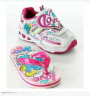 * NWT NEW GIRLS The Smurfs Flip-Flop & Tennis Athletic SHOES 6 T Last pair