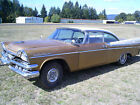 Dodge: Lancer Custom Royal 1957 Dodge Custom Royal Lancer Barn Find / No Drive Train / Parts Car