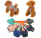 Cute Female Puppy Dog Physical Pant Pet Underwear Suspender Pant Diaper